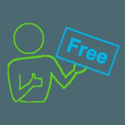 Организация праздника со скидкой или бесплатно